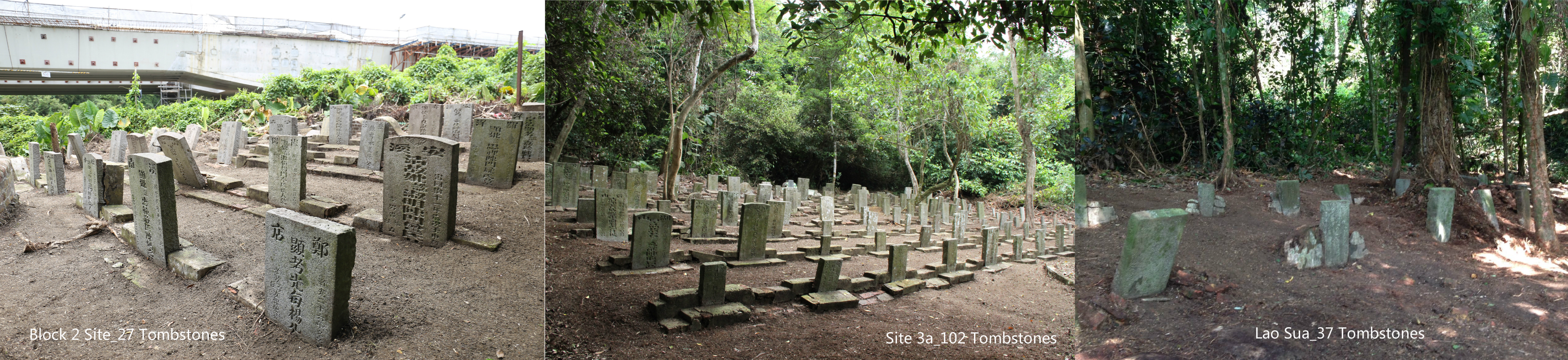 New Heng Shan Ting Cemetery