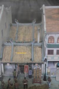 海唇福德祠 模型 01 舊街景模型 06