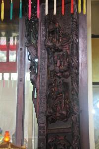 金蘭廟 神龕 01 1905年 光緒31年 觀音佛祖 副神神像 05