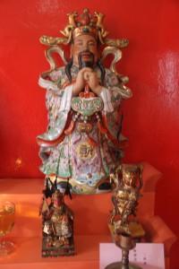 望海大伯公廟 副神 09
