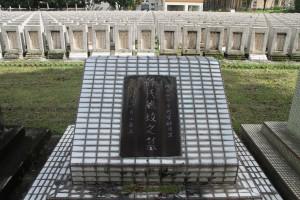 雙龍山嘉應五屬義祠 墓碑 23 1921年 民國拾年 薛氏總墳之墓