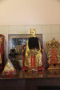 廣福古廟 副神 01 華佗先師