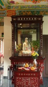 龍合山七寨廟 神龕 03 NA NA 南無觀世音菩薩 01