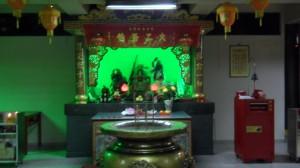龍合山七寨廟 神龕 04 NA NA 大二爺伯 01