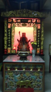 龍合山七寨廟 神龕 07 NA NA 福德正神 01